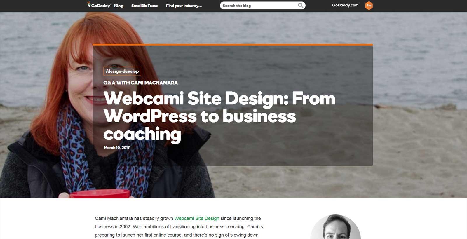 Webcami - as seen on Godaddy.com
