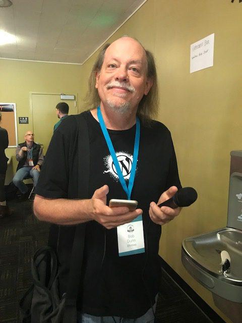 Bob Dunn, Woo and WordPress podcaster