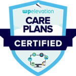 Webcami is certified in offering care plans