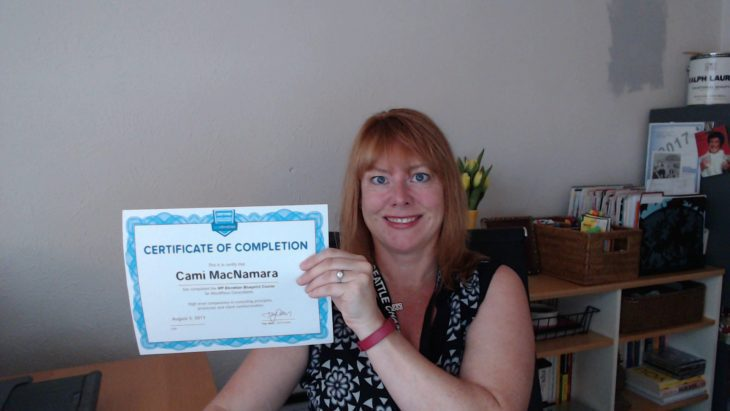 Webcami is now a Certified Digital Business Consultant