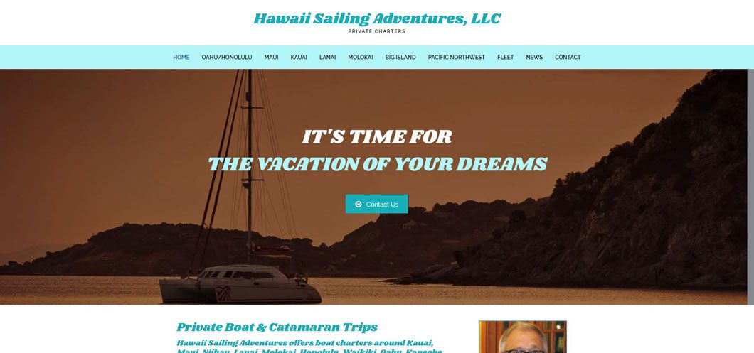 Hawaii Sailing Adventures