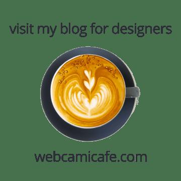 Photo of coffee cup that clicks thru to WebCamiCafe.com