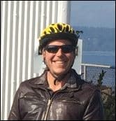 Jonathan Streeter, Owner, Seattle Bicycle Tours