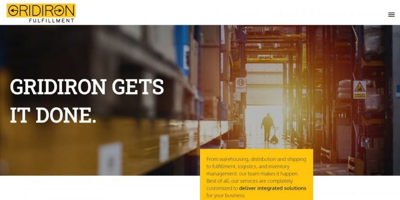logistics-company-website-design