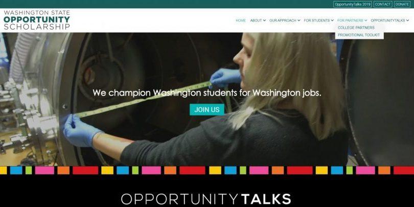 nonprofit website design in Seattle
